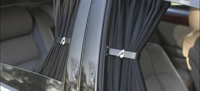 how to install swing arm curtain rods