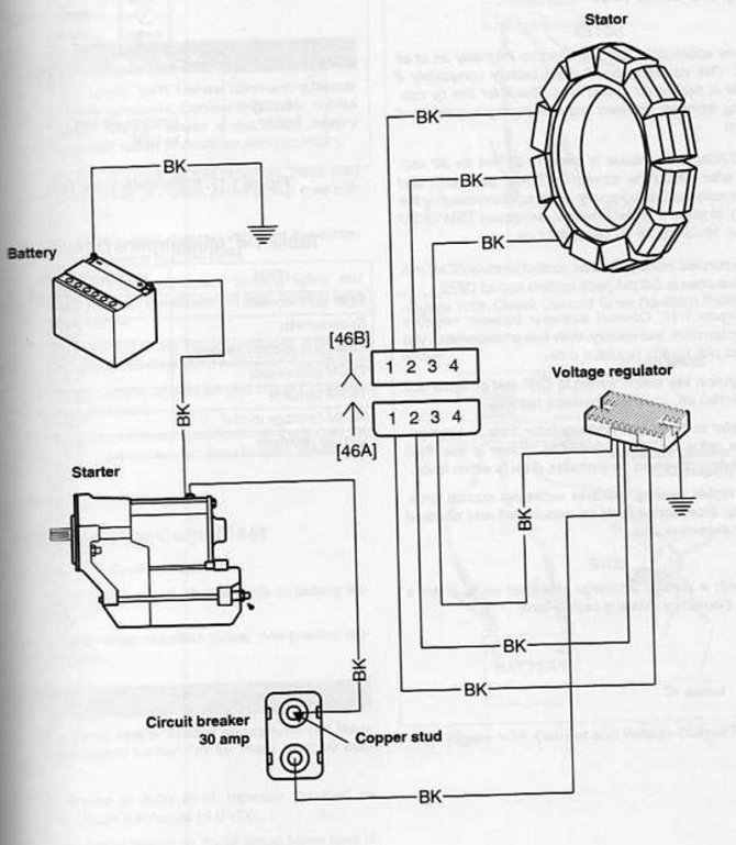 harley stator wiring diagram  pietrodavicoit power