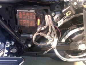 Harley Davidson Touring Fuse Box Diagram | Hdforums