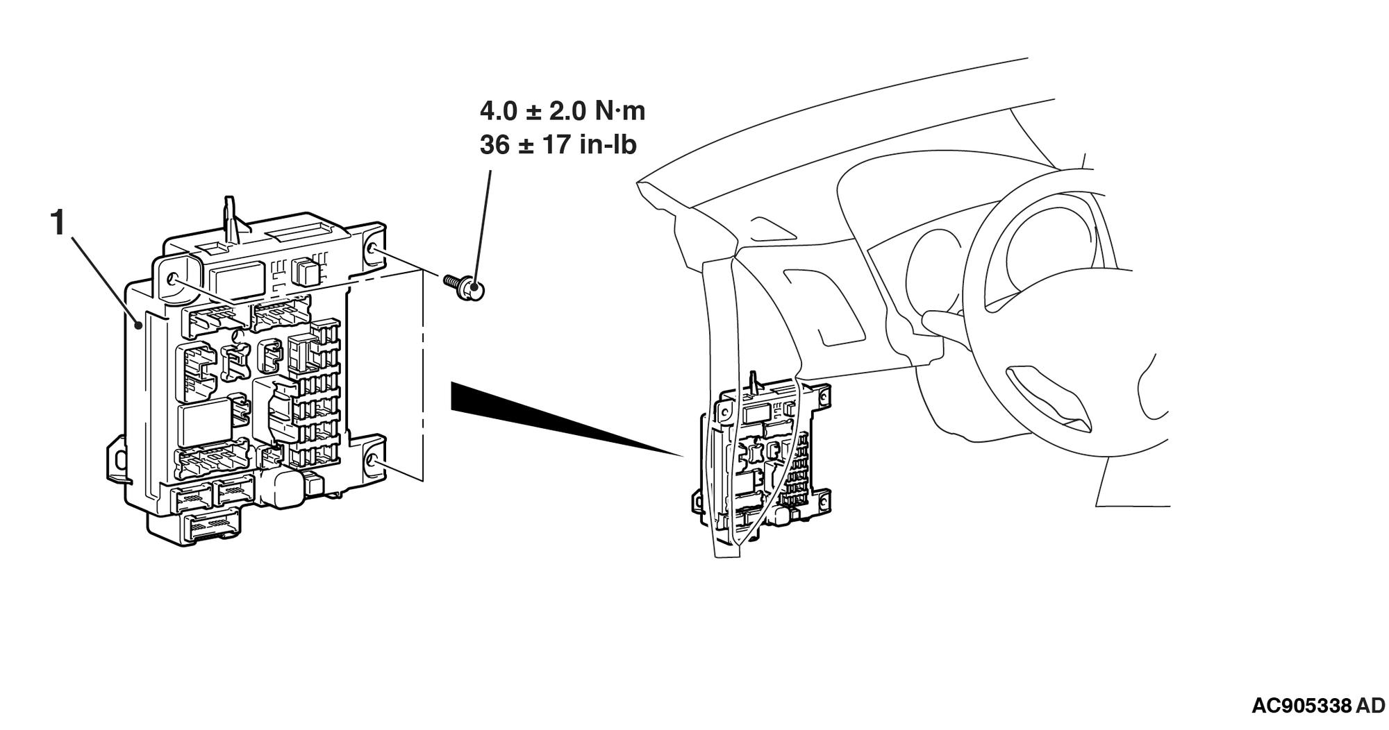 Outlander Sport No Start Fuel Pump Wiring