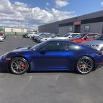 2020 Gentian Blue 992 911 4s Available For Immediate Delivery Rennlist Porsche Discussion Forums