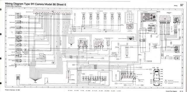 911/930 wiring diagrams  rennlist  porsche discussion forums