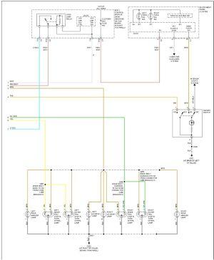 2006 tail light wiring diagram needed  CorvetteForum