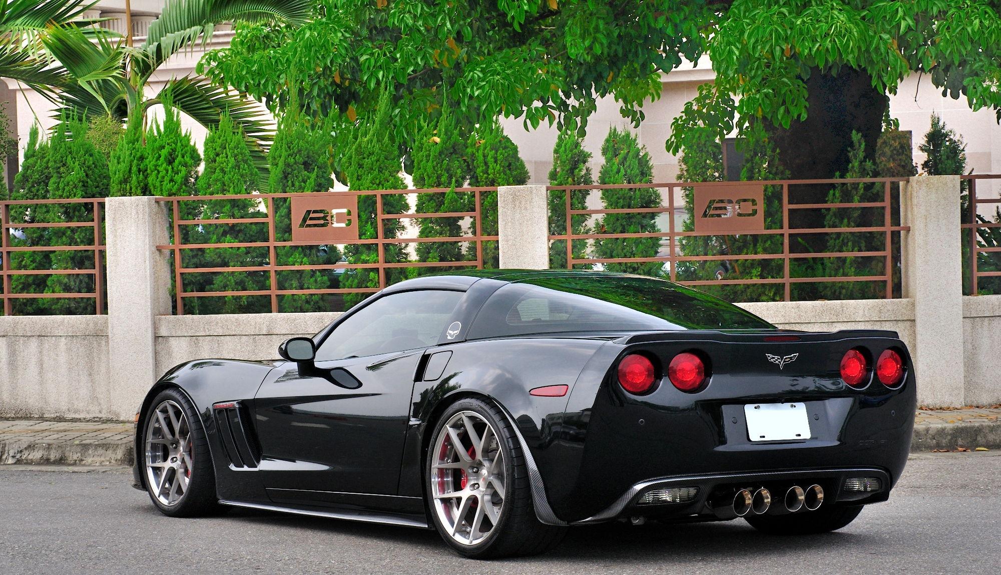 C4 Corvette 20 Inch Rims