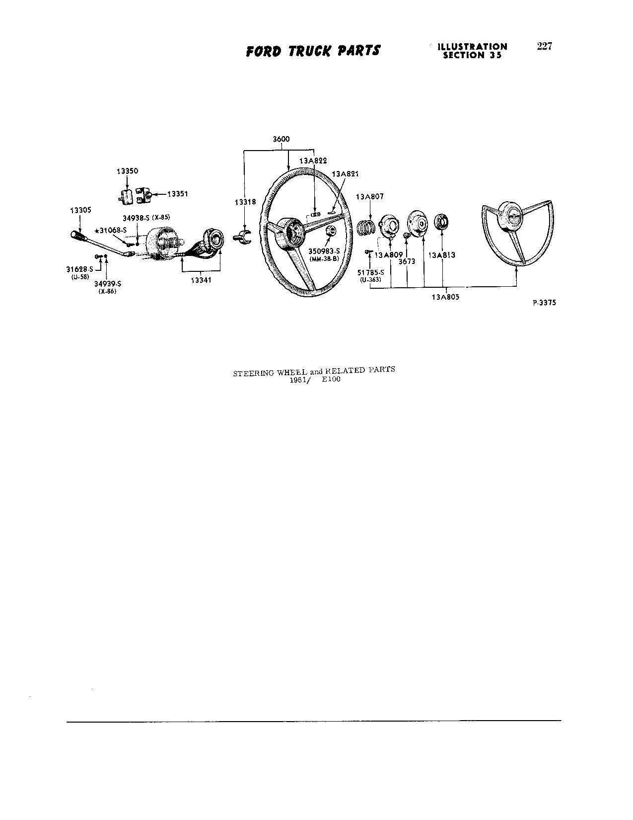Steering Column Question 62 Falcon Van