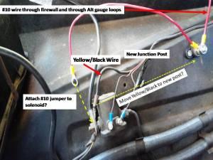Alternator Gauge Wiring Help  Ford Truck Enthusiasts Forums