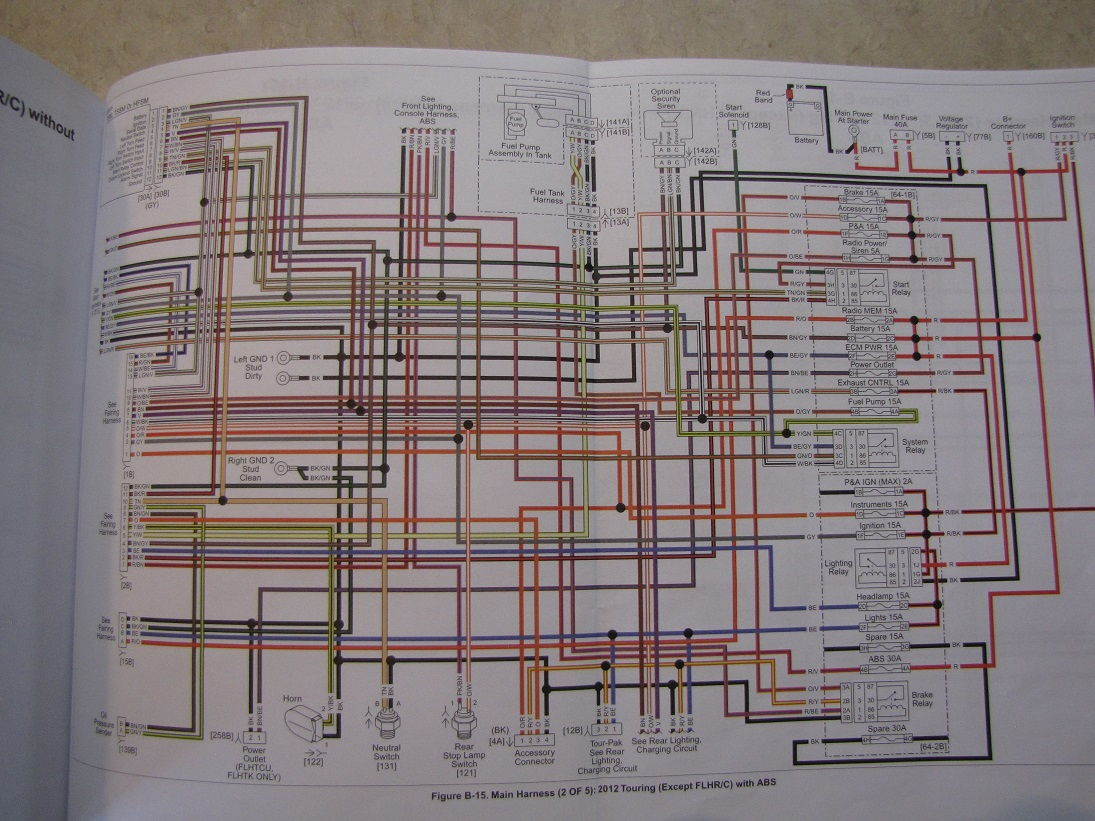 81 Harley Davidson Wiring Diagram Exhaust