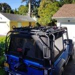 Gobi Stealth Roof Rack Jk Forum Com The Top Destination For Jeep Jk And Jl Wrangler News Rumors And Discussion