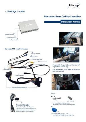 2017 GLC 300 CarPlay retrofit?  MBWorld Forums