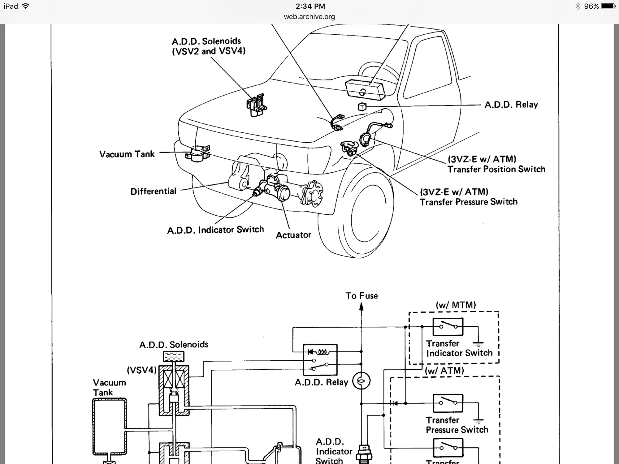 Nissan Maxima Wiring Harness Diagram