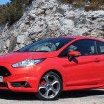 2014 Ford Fiesta St 35 Mpg Highway