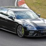 2021 Porsche Panamera Sport Turismo Spy Shots