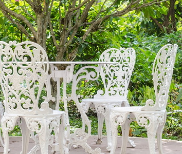 Metal Patio Furniture  Tips To Prevent Rust