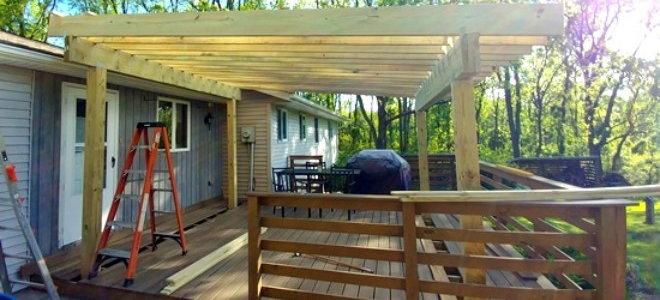 how to build a four season porch