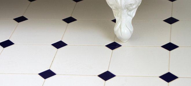apply epoxy coating over a tile floor