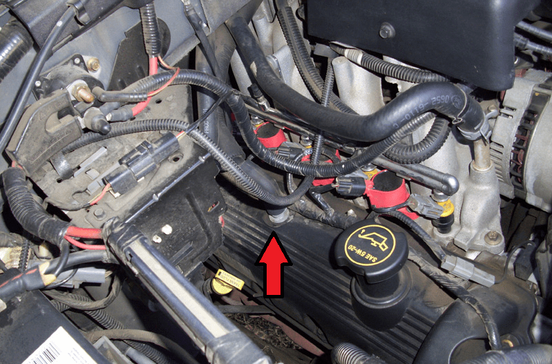 04 F150 Fuel Filter Removal