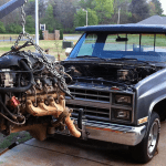 Ls Swapping A 1973 87 Gm Square Body Truck Photos Ls1tech