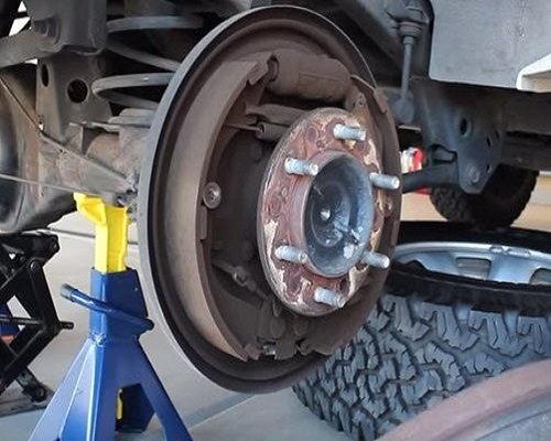 Rear Removal Toyota Bearing Tundra Axle