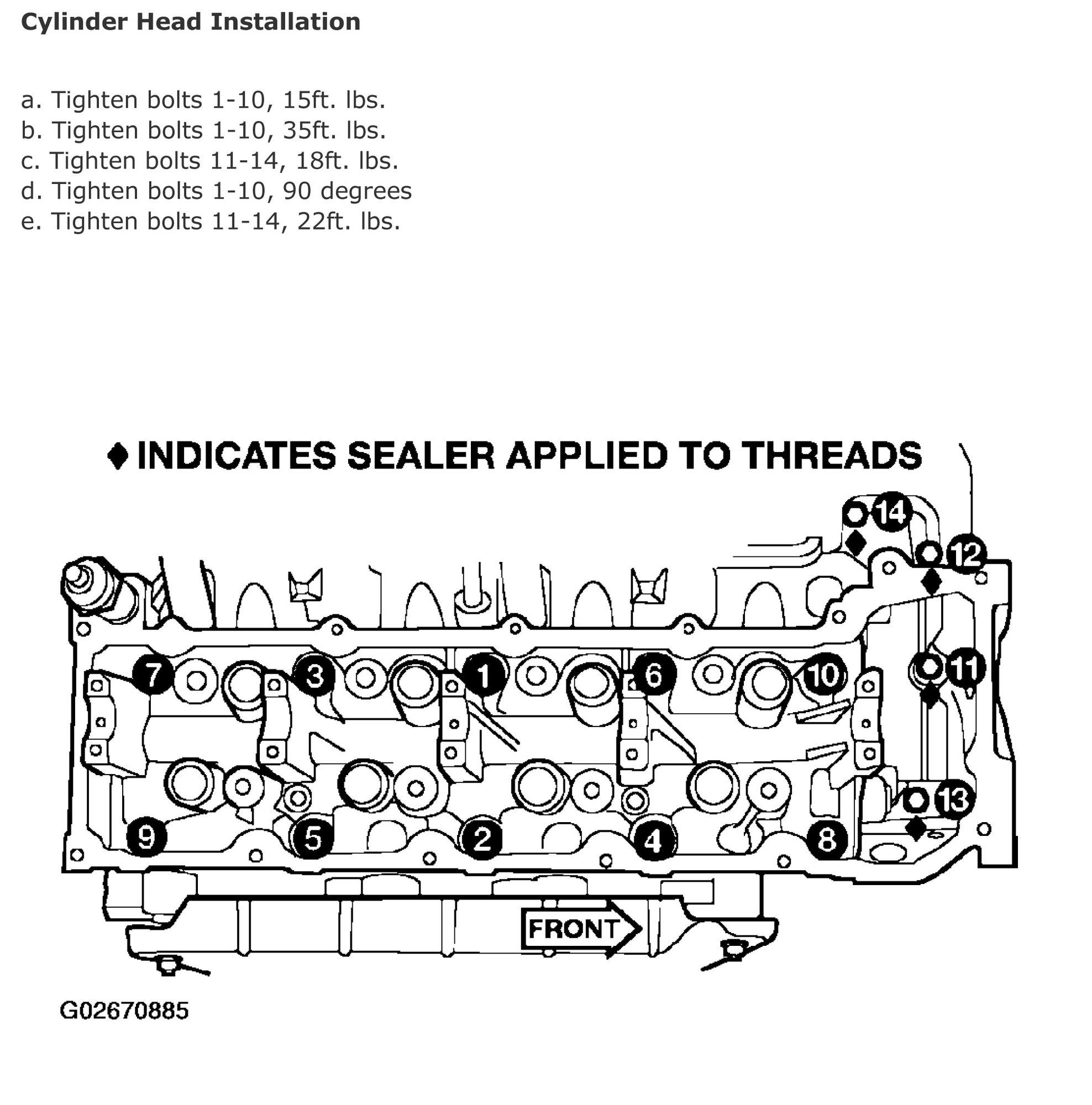 Dodge 3 7 Camshaft Torque Specs