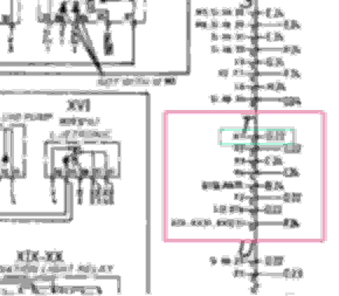 Porsche 928 Wiring Diagram