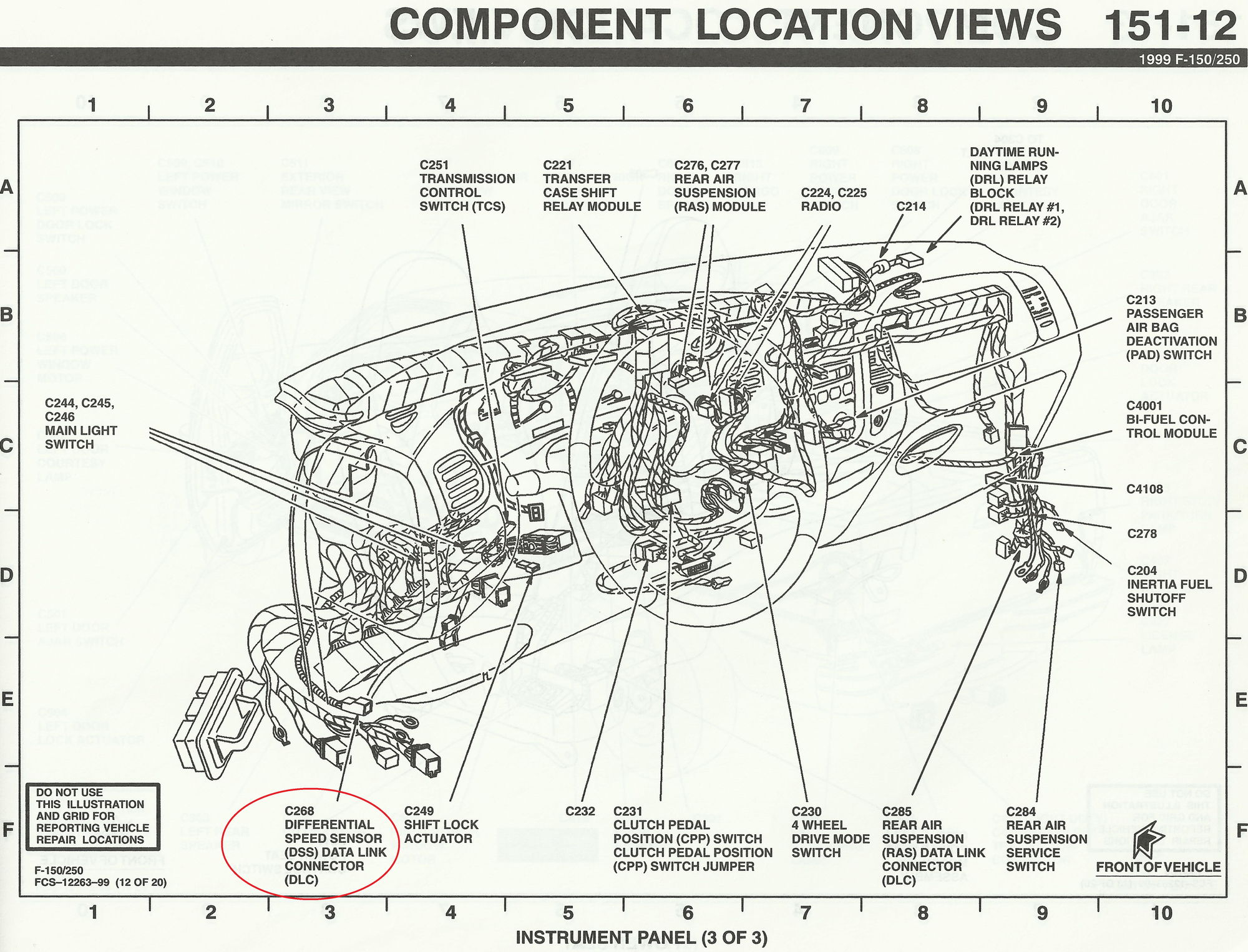 Ford F 150 Wiring Diagram Book