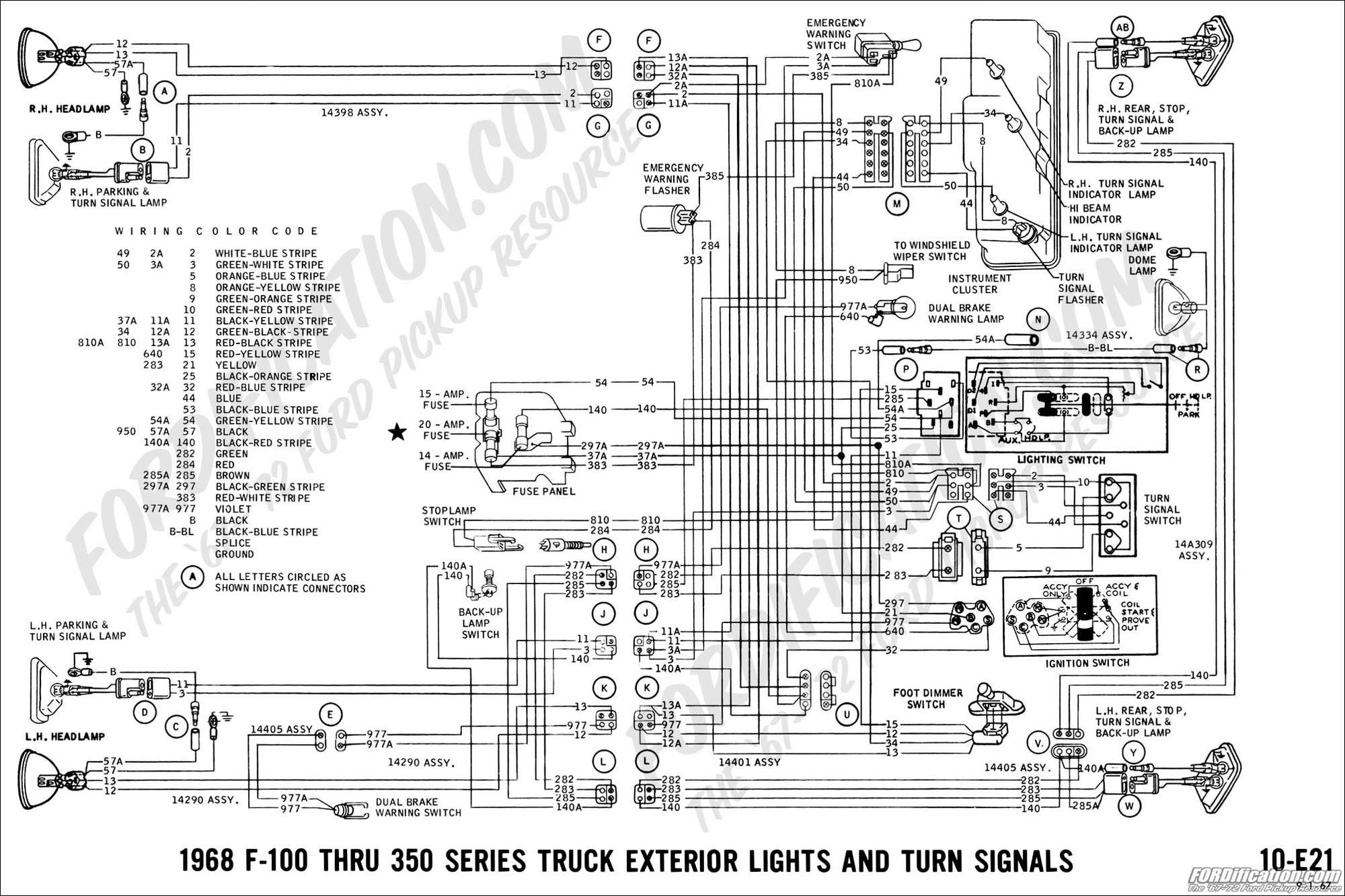 F250 Brake Light Help