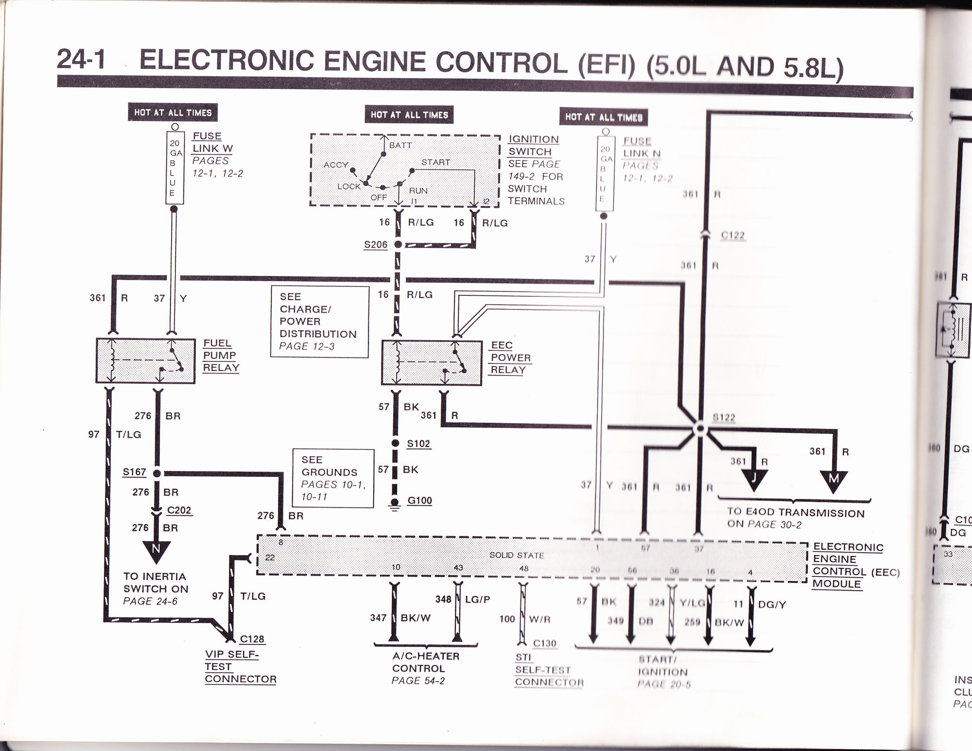 F150 5 0 4wd Fuse Problem From Alternator Or See