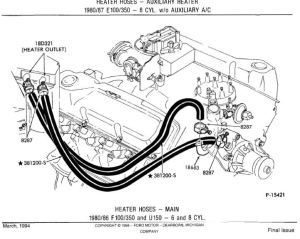Heater help (pic heavy),  Ford Truck Enthusiasts Forums