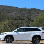 2017 Toyota Highlander Hybrid Brief Drive Of Updated Three Row Suv