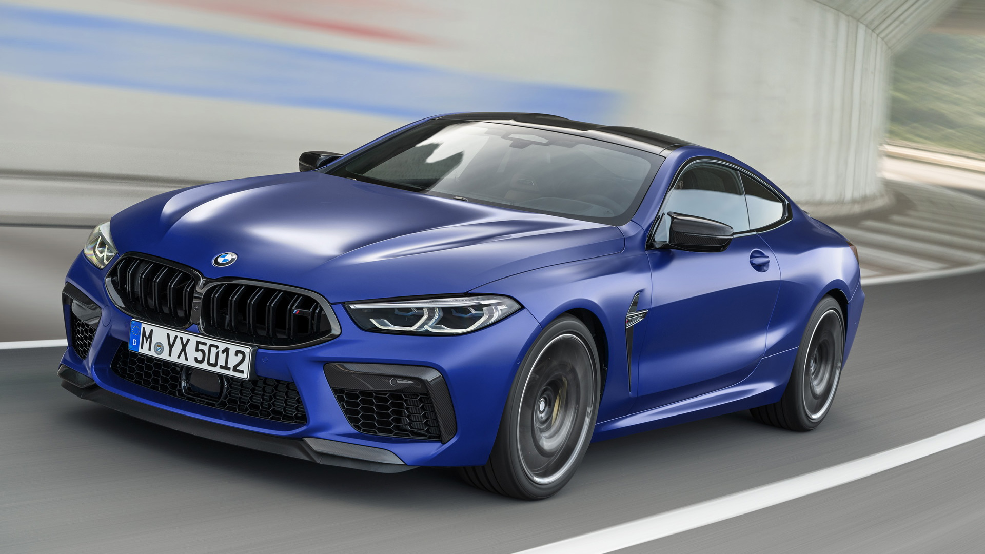 This engine is rated at 441 kw (591 hp) at 6,000 rpm and 750 n⋅m (553 lb⋅ft) in the standard m8 model, with peak power increasing to 460 kw (617 hp) at 6,000. Bmw M Chief Says M8 Will Be Fastest Bmw Ever Around The Nurburgring