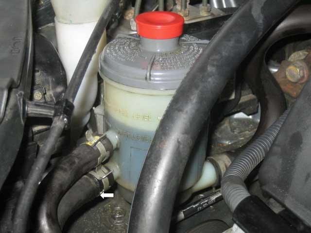How To Bleed Honda Power Steering Fluid