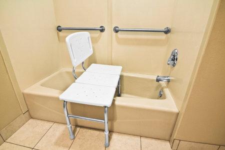 Installing Handicap Bathroom Rails