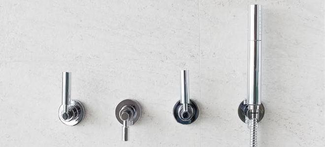 two handle shower faucet maintenance