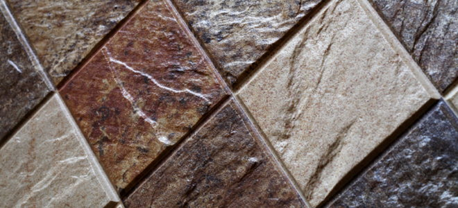 how to install slate tiles on a