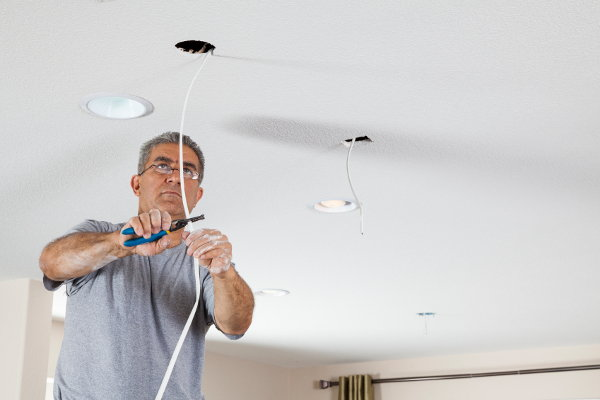 recessed lighting wiring instructions  doityourself