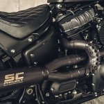 2018 Harley Fat Bob Custom From Rough Crafts Hdforums