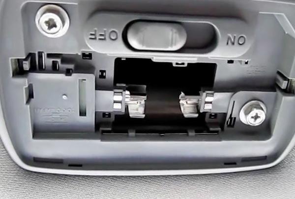 2005 Honda Crv Interior Light Fuse