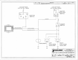 Independent Fog Light Wiring Diagram With Switch   Wiring