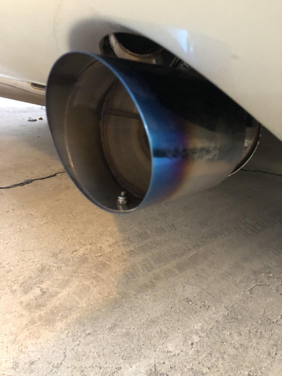 bought an ebay exhaust spec d tuning