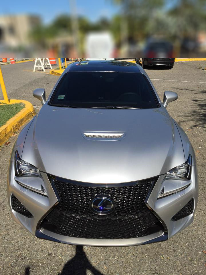 Liquid Platinum RC F ClubLexus Lexus Forum Discussion