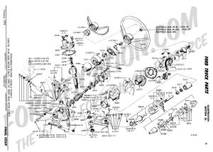 Steering Column Assembly  Ford Truck Enthusiasts Forums