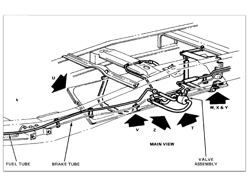 Ford F250 Fuel System Diagram