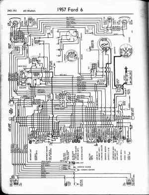 1957 Ford Truck Wiring Diagram  Ford Truck Enthusiasts Forums