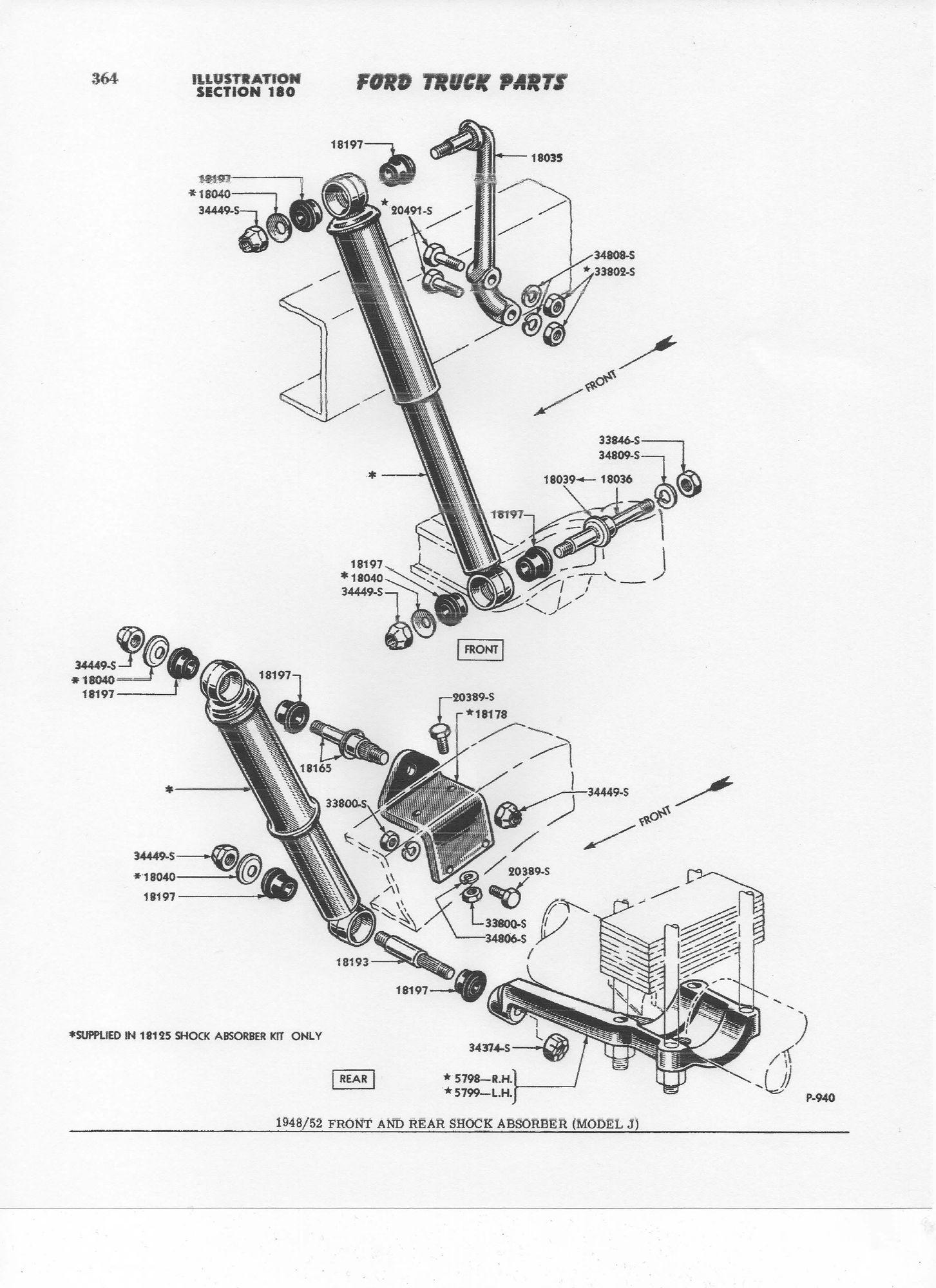 F1 Parts Diagram