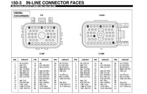 PIN layout for harness connector?????  Ford Truck Enthusiasts Forums