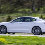2019 Acura Tlx Inline 4 Model Gets A Spec Treatment