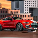 2020 Ford Mustang Shelby Gt500 Arrives With Venom Hoodpins Come Standard