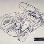 Ford Unearths Early Gt40 Design Sketches