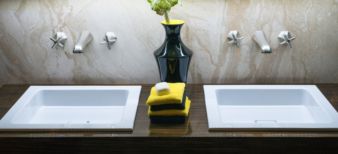 How To Convert A Single Sink To A Double Bathroom Sink