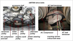 Chevrolet Silverado 19992006 GMT800 How to Replace AC Belt Tensioner | Chevroletforum